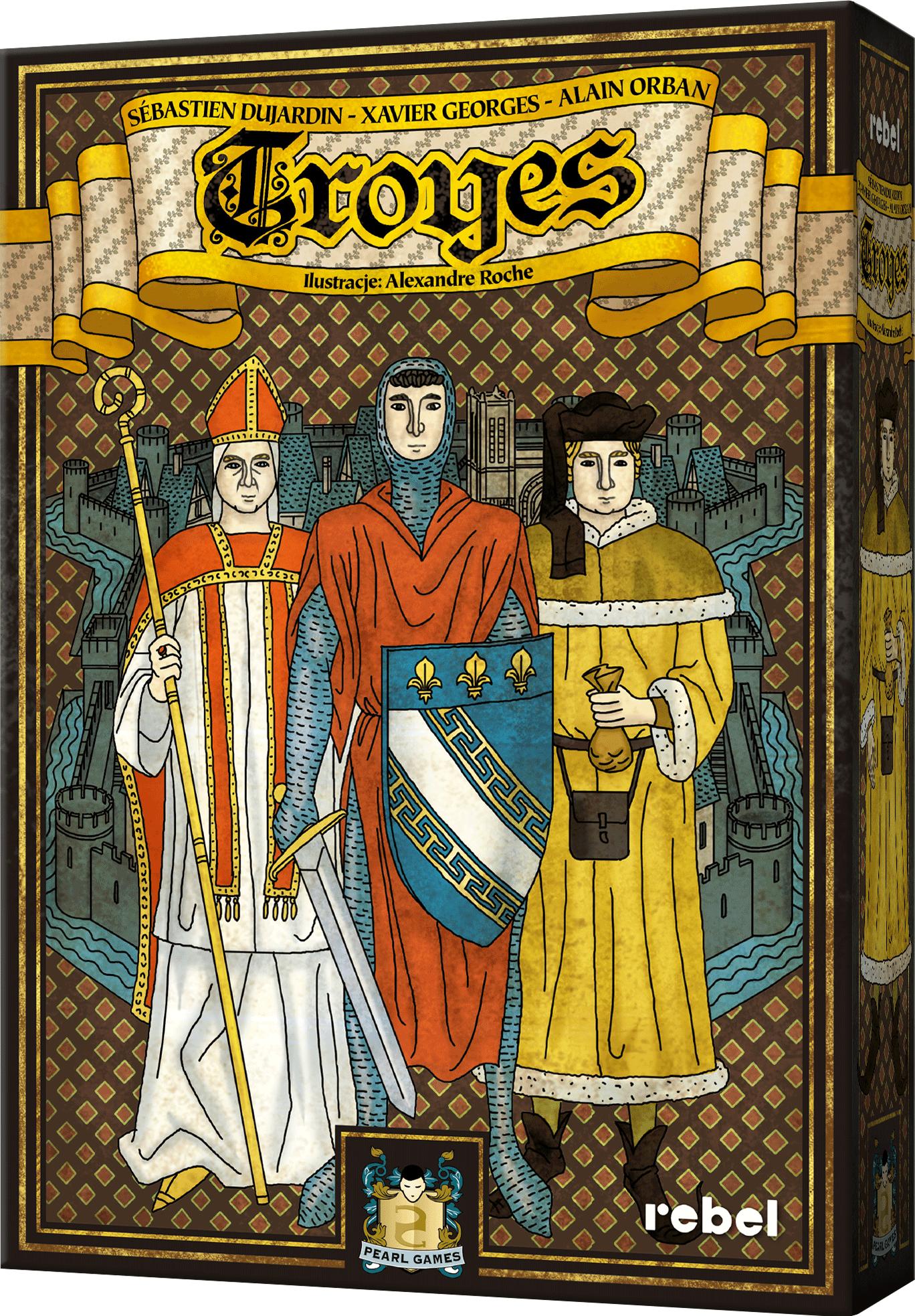 Troyes (edycja polska)