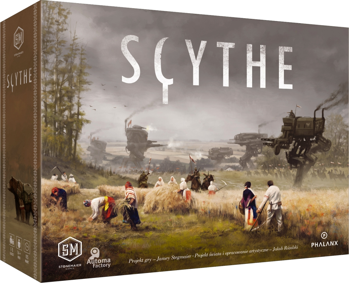 Scythe (edycja polska)