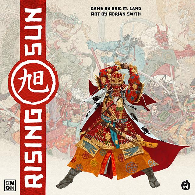 Rising Sun (edycja angielska)