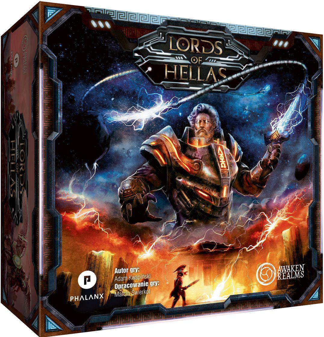 Lords of Hellas (edycja polska)