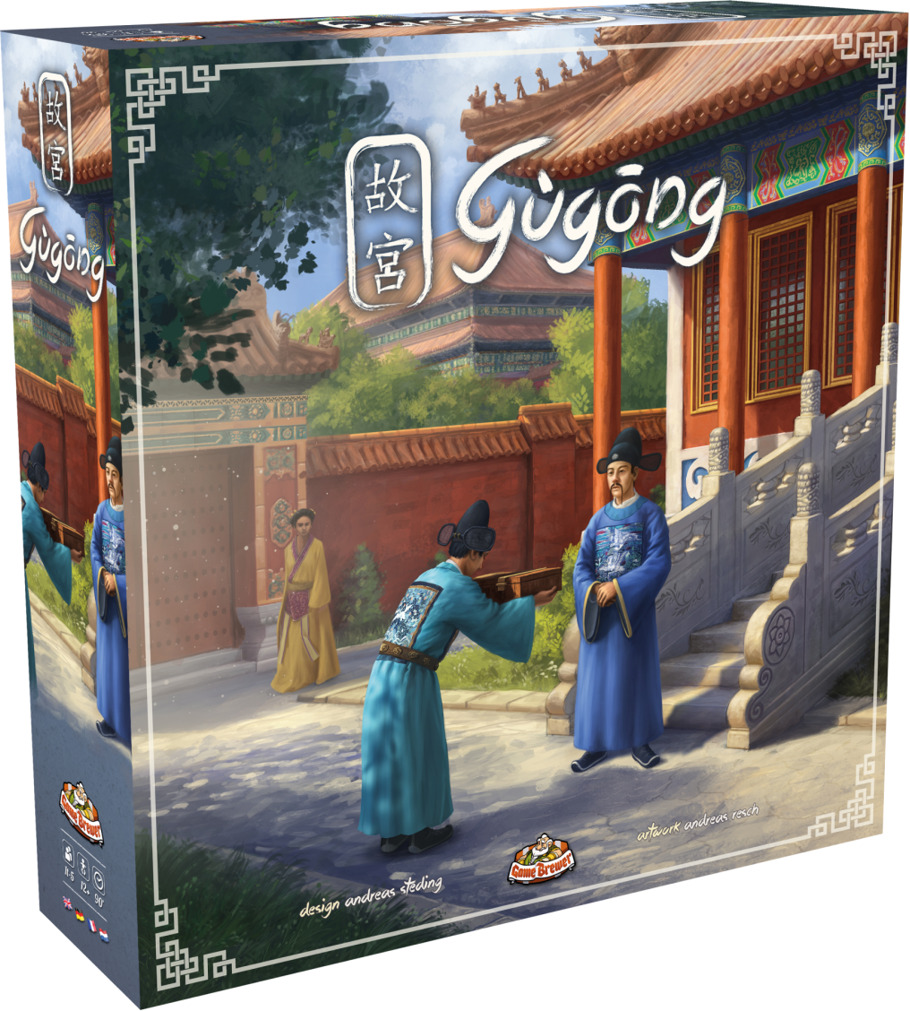 Gugong (edycja polska)
