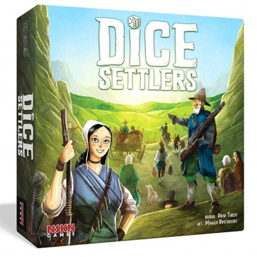 Dice Settlers (edycja angielska)