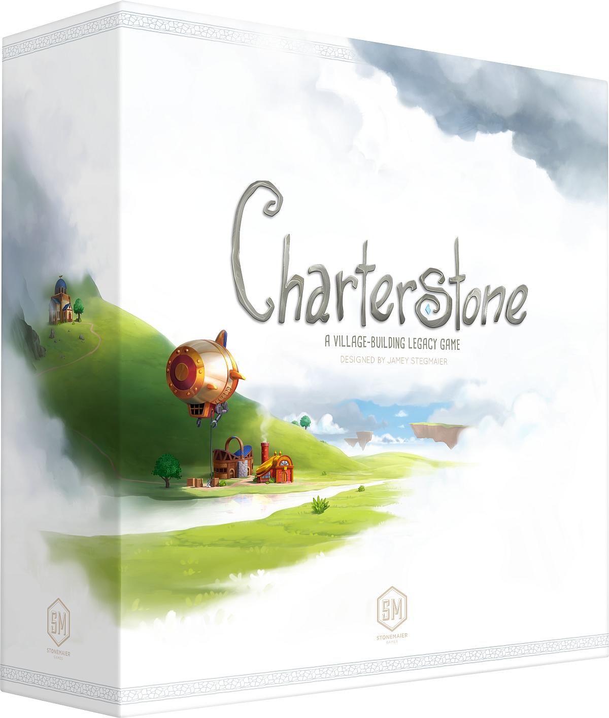 Charterstone (edycja angielska)