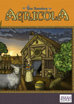 Agricola (edycja angielska)