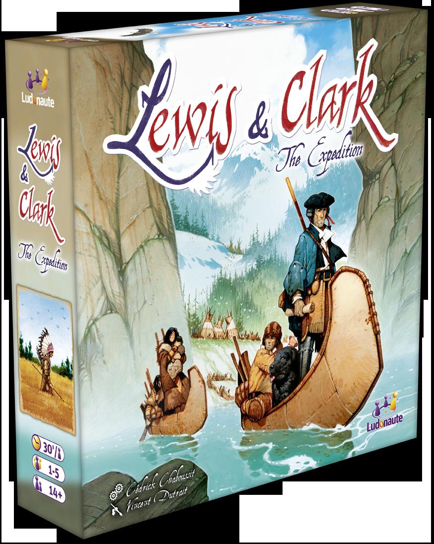 Lewis & Clark<br>(edycja polska)