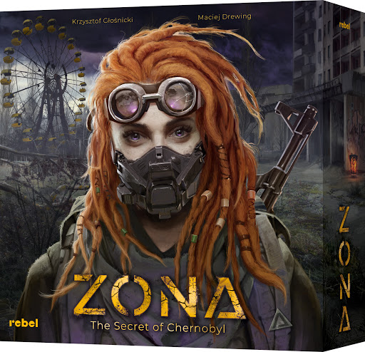 ZONA: The Secret of Chernobyl -  Rebel Centrum