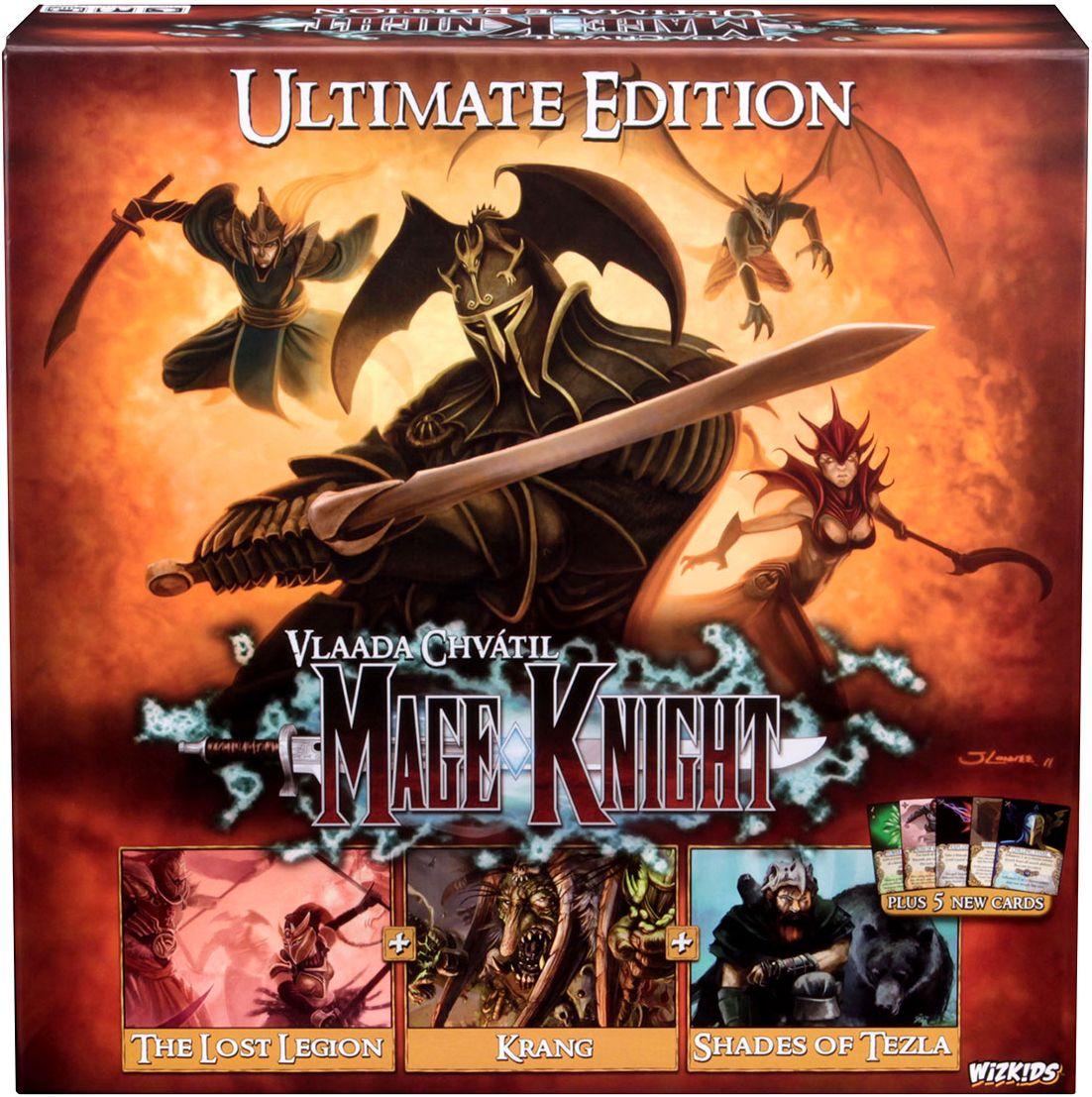 Mage Knight: Ultimate Edition (edycja angielska)