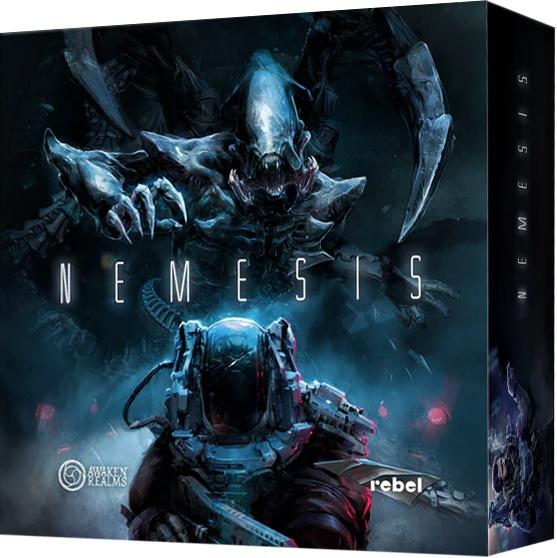 Nemesis (edycja polska) + Dice Tray