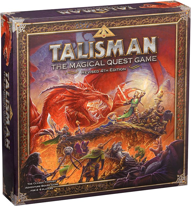 Talisman: 4th Edition Revised