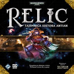 Relic: Tajemnica Sektora Antian