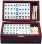 Japoński mahjong - biały