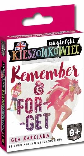 Kieszonkowiec angielski: Remember & Forget