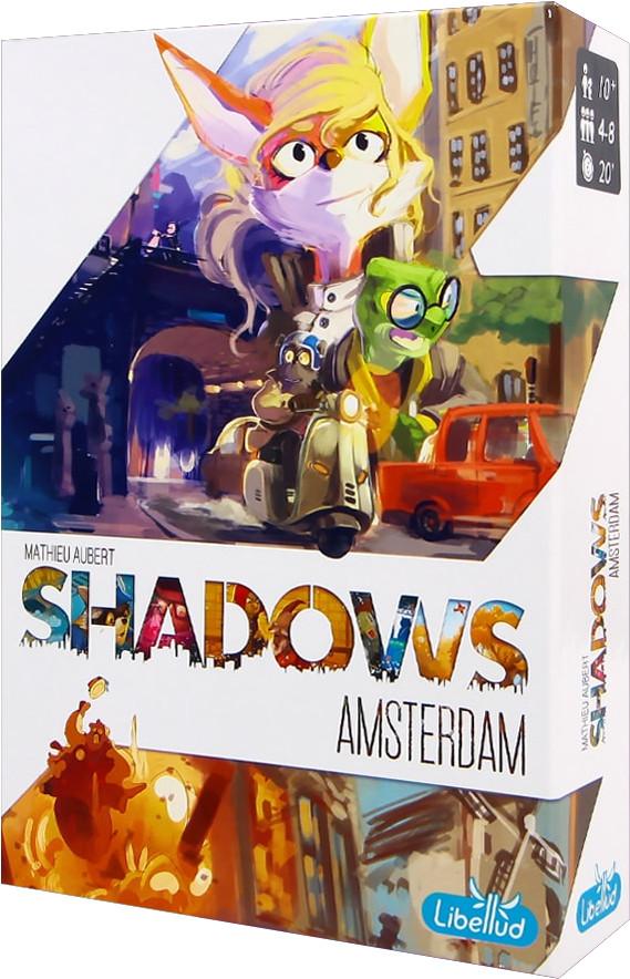 Cienie: Amsterdam