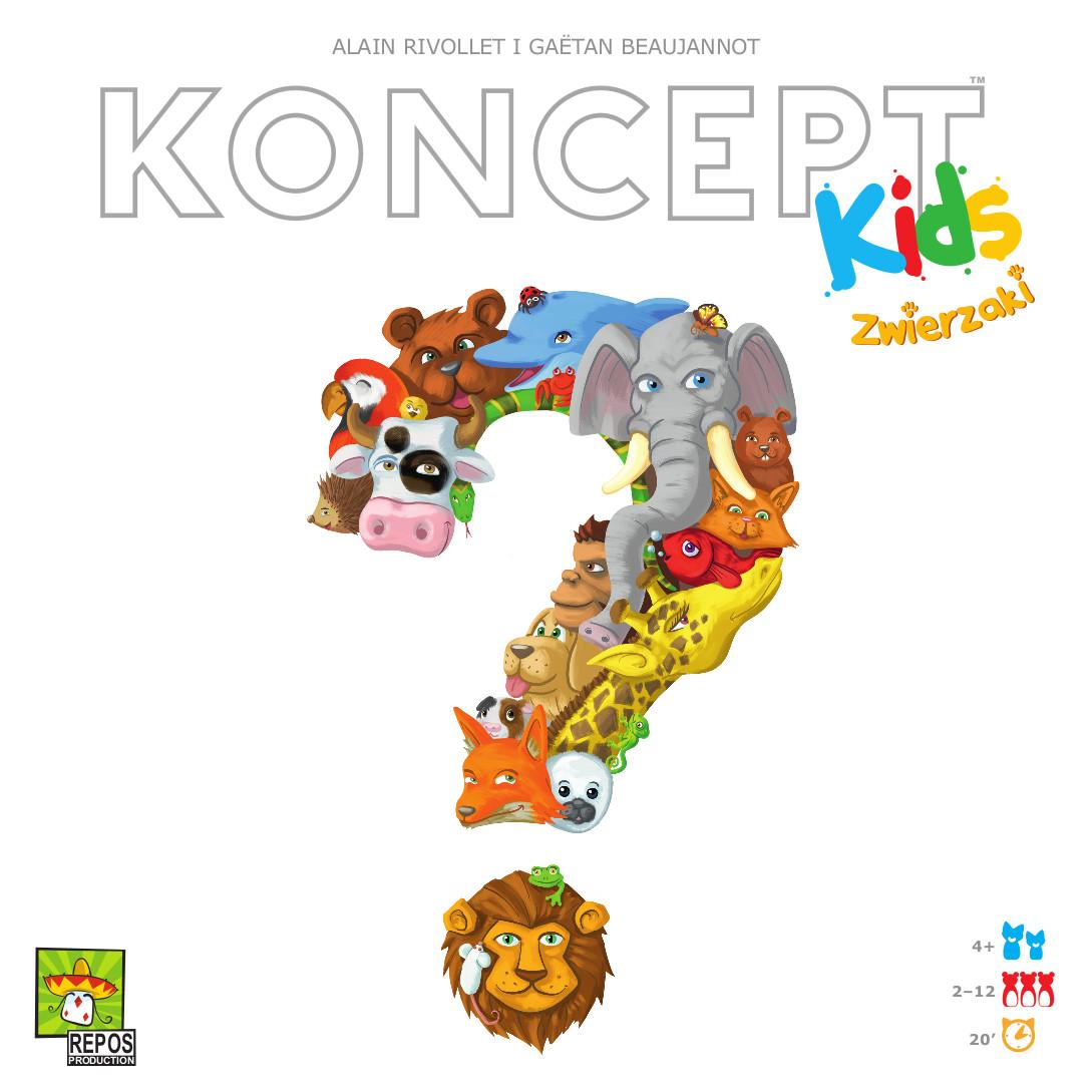 Koncept Kids - Zwierzęta