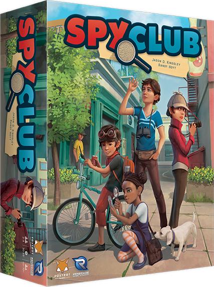 Spy Club (edycja polska)