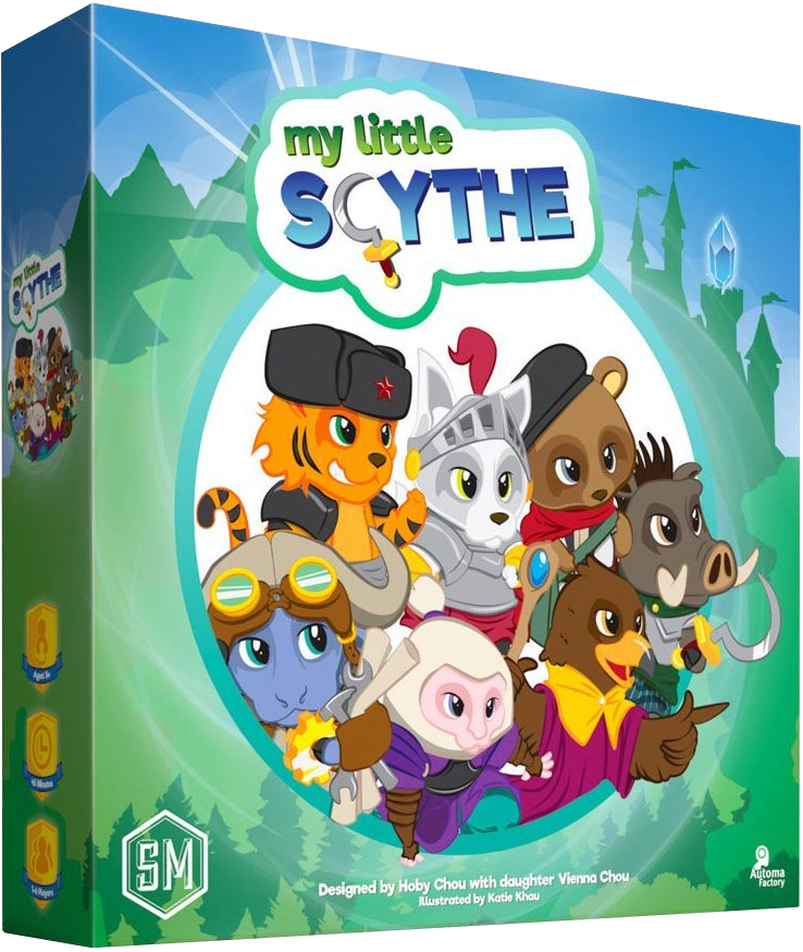 My Little Scythe (edycja angielska)