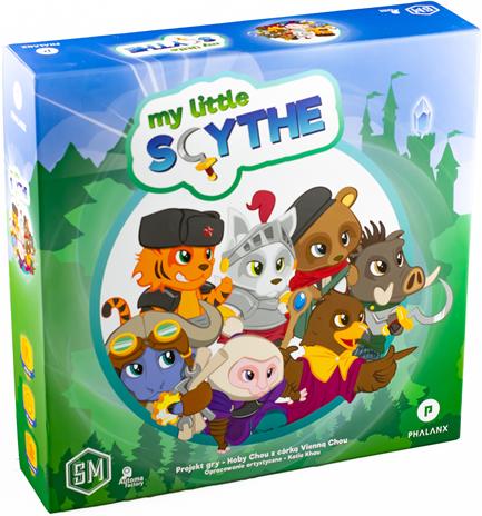 My Little Scythe (edycja polska)