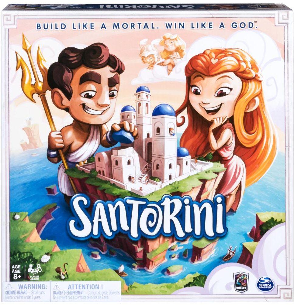 Santorini (wydanie angielskie)