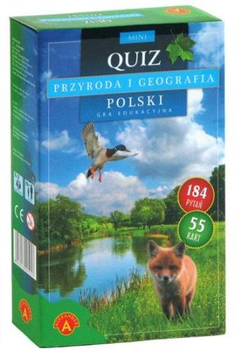 Quiz przyroda i geografia Polski Mini