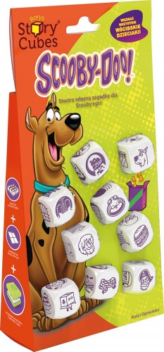 Story Cubes:Scooby Doo