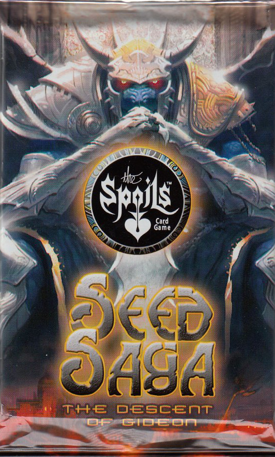 The Spoils: Seed Saga - The Descent of Gideon