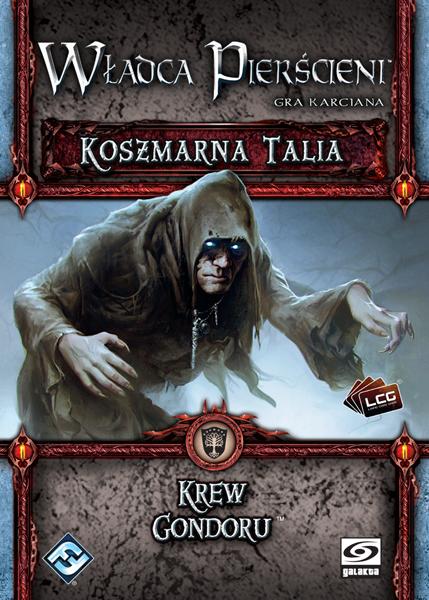 Władca Pierścieni LCG - Krew Gondoru - Koszmarna Talia