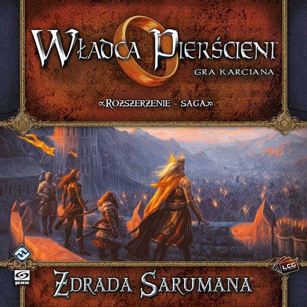 Władca Pierścieni LCG - Zdrada Sarumana