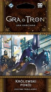 Gra o Tron: Gra karciana (2ed) - Królewski pokój