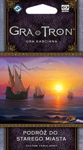 Gra o Tron: Gra karciana (2ed) - Podróż do Starego Miasta