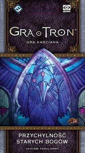 Gra o Tron: Gra karciana (2ed) - Przychylność Starych Bogów
