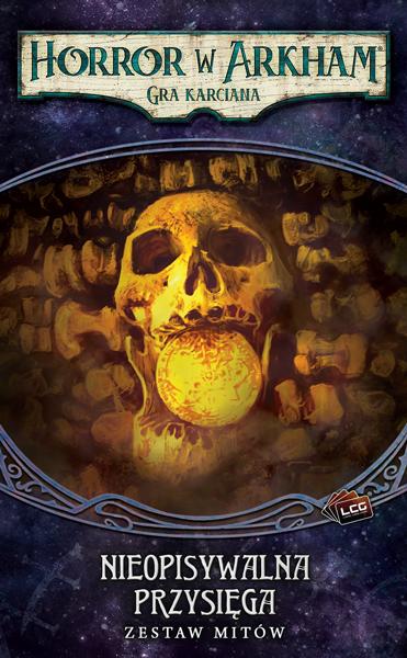 Horror w Arkham: Gra karciana - Nieopisywalna przysięga