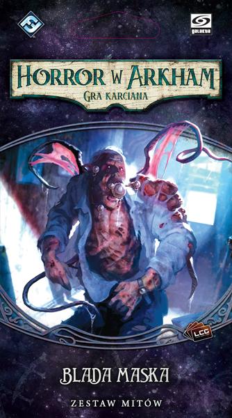Horror w Arkham: Gra karciana - Blada Maska