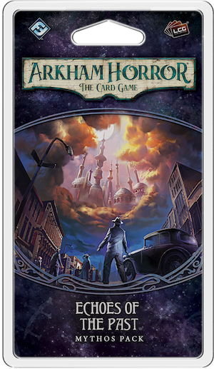 Arkham Horror: The Card Game - Echoes Of The Past