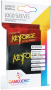 Gamegenic: KeyForge - Logo Sleeves Black