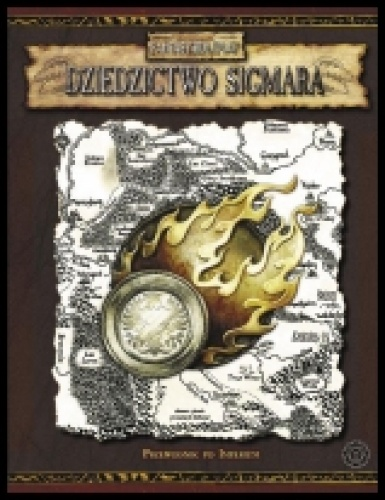Warhammer FRP - Dziedzictwo Sigmara (miękka oprawa)