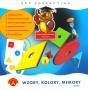 Wzory, kolory, memory - maxi