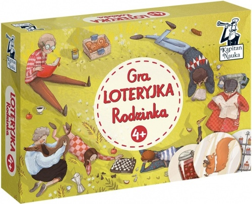 Loteryjka: Rodzinka 4+