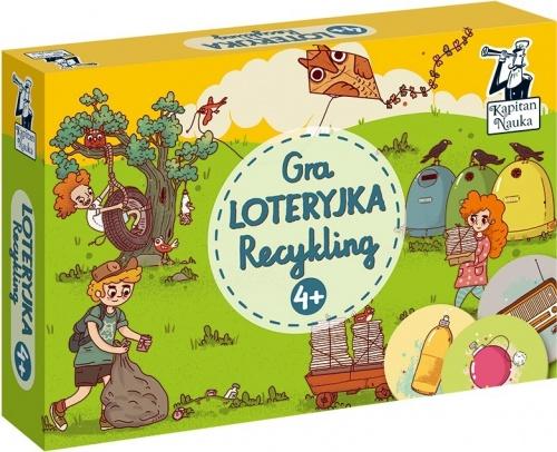 Loteryjka: Recykling 4+