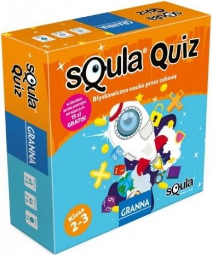 Squla Quiz: Klasa 2-3