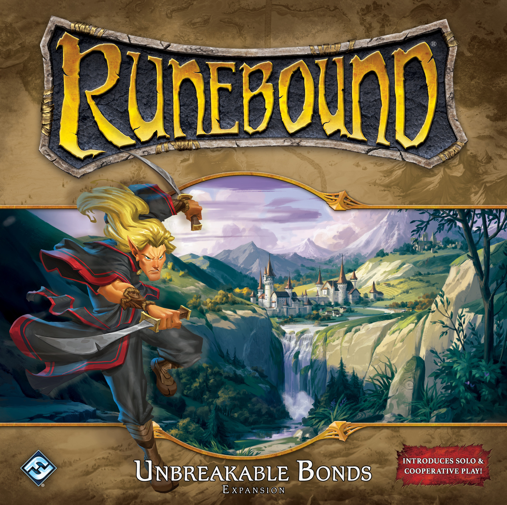 Runebound - Unbreakable Bonds
