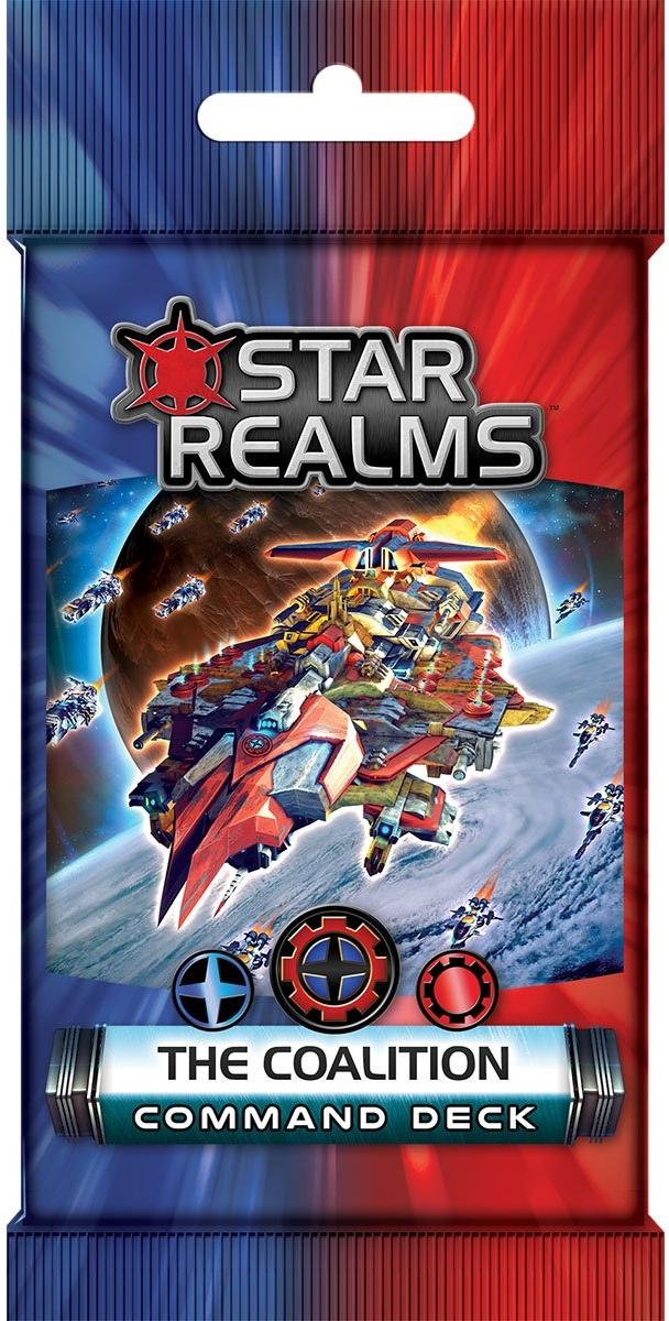 Star Realms: Command Deck - The Coalition