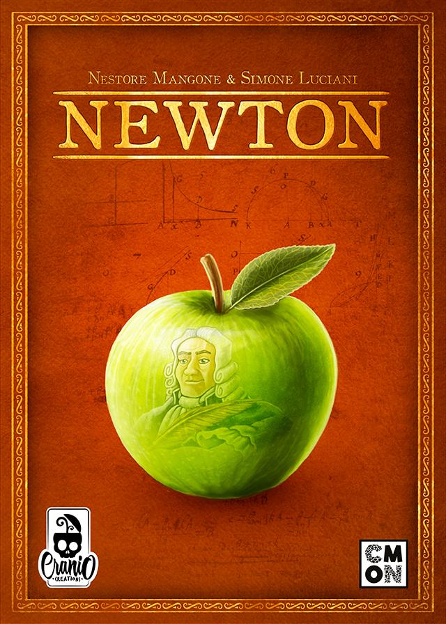 Newton (edycja angielska)