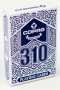 Talia Copag 310 Poker Size (Blue)