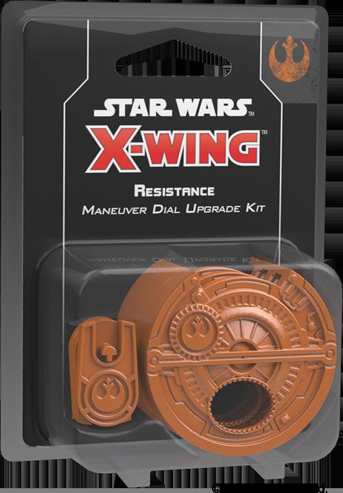 Star Wars: X-Wing - Ruch Oporu - Zestaw ulepszający tarcze manewrów (druga edycja)