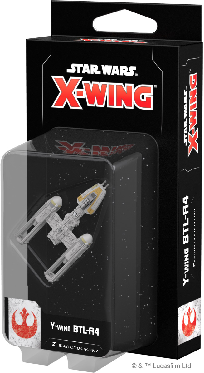 Star Wars: X-Wing - Y-wing BTL-A4 (druga edycja)