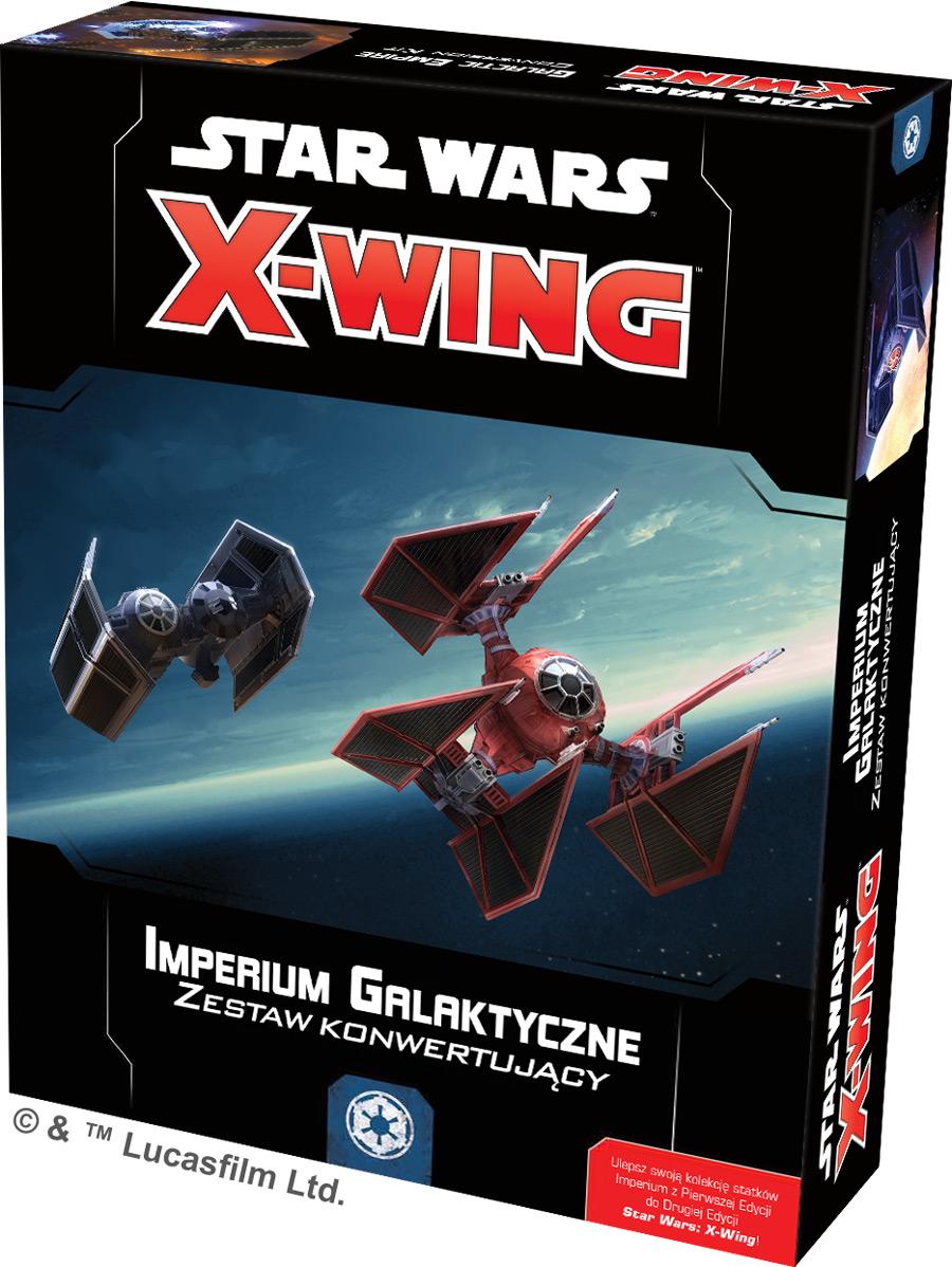 Star Wars: X-Wing - Imperium Galaktyczne - Zestaw konwertujący