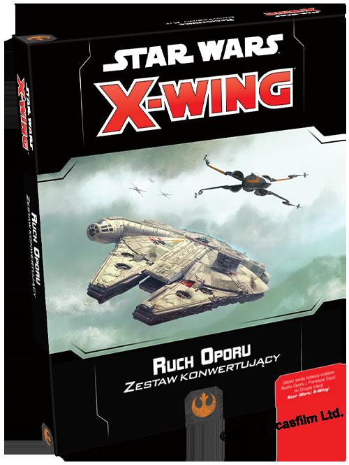 Star Wars: X-Wing - Ruch Oporu - Zestaw konwertujący