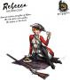 Hot & Dangerous: Rebecca, the Red Coat (28 mm)