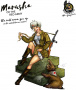 Hot & Dangerous: Marusha from the Red Army (54 mm)