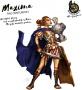 Hot & Dangerous: Maxima, the Centurion (54 mm)